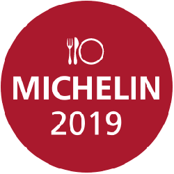 Logo assiette Guide Michelin